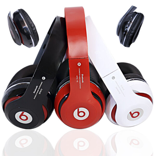 Beats Studio 2 Wireless Bluetooth Headset colors 600x600 - Beats Studio 2 Wireless Bluetooth Headset (STN-13)