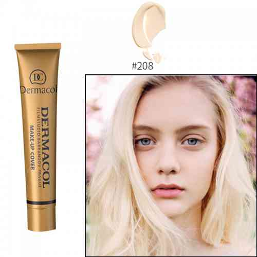 Dermacol Make-Up Cover Foundation 30g 3