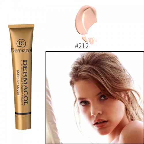 212 e1521805550148 - Dermacol Make-Up Cover Foundation 30g