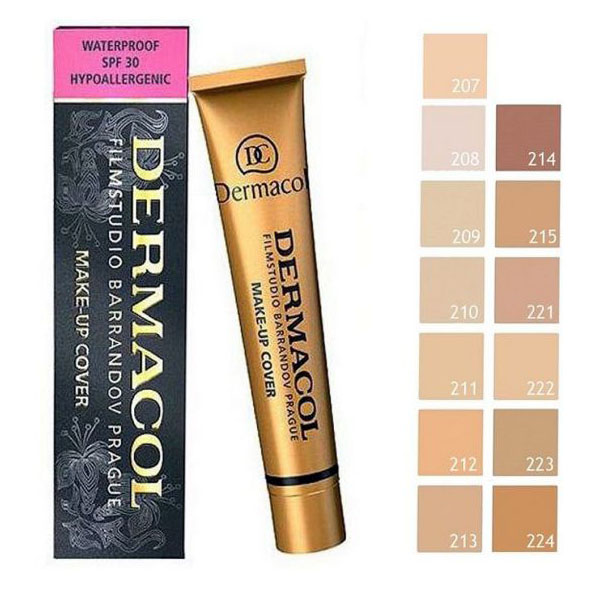dermacol makeup cover foundation in pakistan