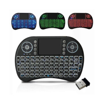 Mini Wireless Keyboard Mouse for smart tv box in Pakistan