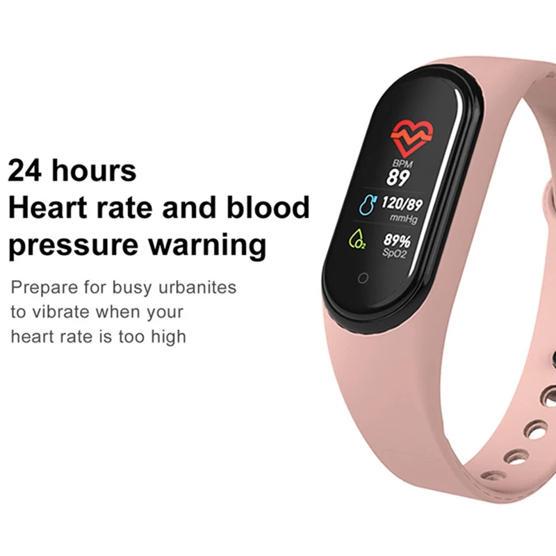 M4 Smart Fitness Band 5