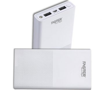 Faster M20 Power Bank 20000 mAh