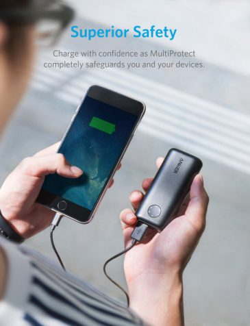 Anker PowerCore II 6700mAh Power Bank