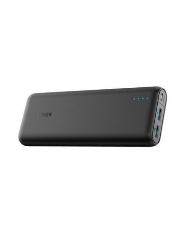 Anker PowerCore Speed 20000mAh [Upgraded] Power Bank