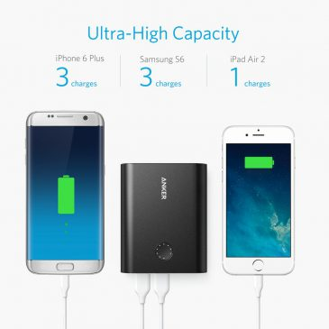 Anker PowerCore+ 13400mAh Power Bank