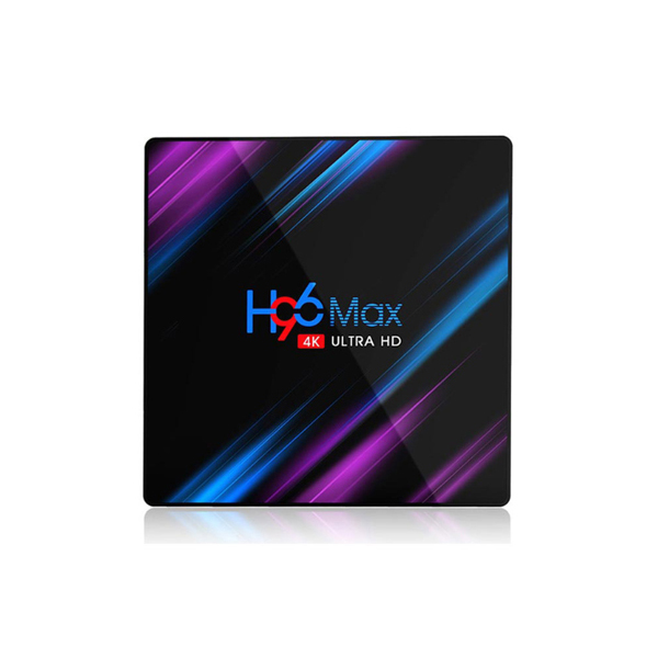 H96 Max Smart TV BOX Online in Pakistan
