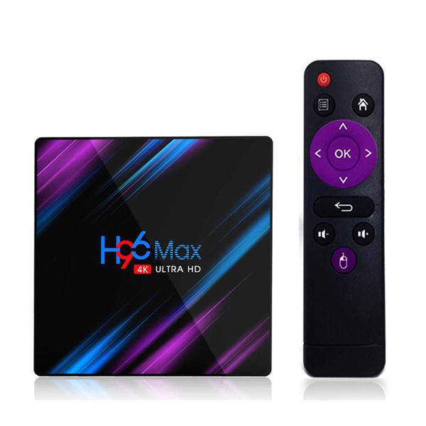 H96 Max Smart TV BOX Online in Pakistan