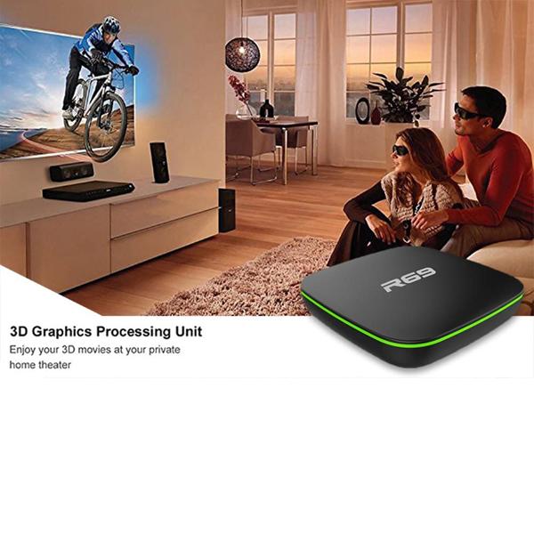 R69 Tv Box1 - R69 Android 7.1 Smart TV BOX 2GB RAM 16GB ROM Quad Core 1.5GHz