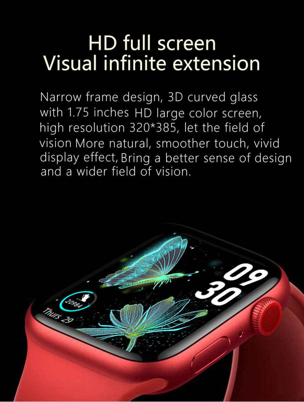 hw22 smartwatch features