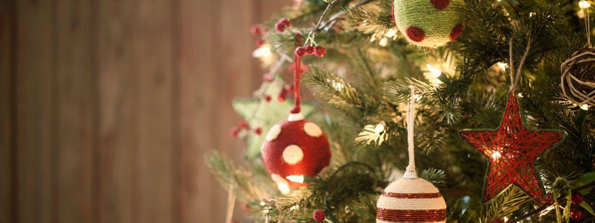 Christmas Tree in Pakistan